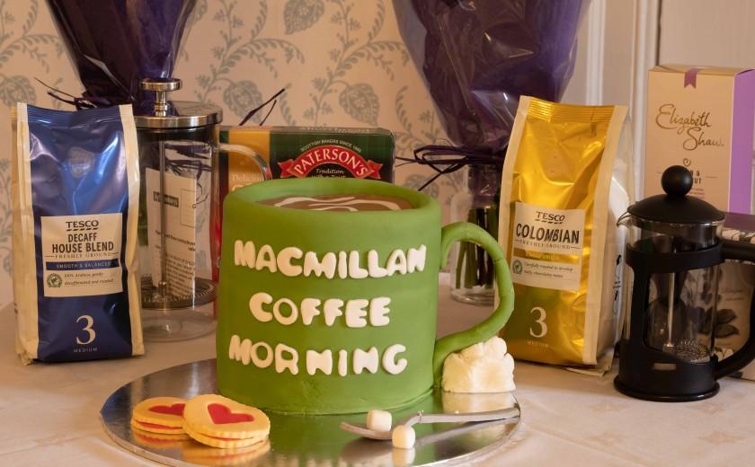 MacMillan World's Biggest Coffee Morning