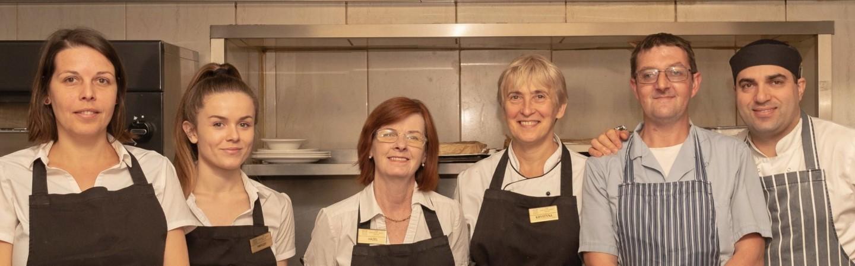 SM Kitchen team
