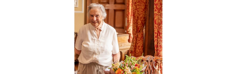 Sylvia Chorley Retires